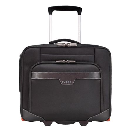 Geanta Laptop Everki  Journey Trolley Rolling Briefcase 16, Black