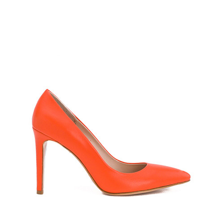 Pantofi dama Pantofi Alice 90 stiletto perfecti orange, Orange